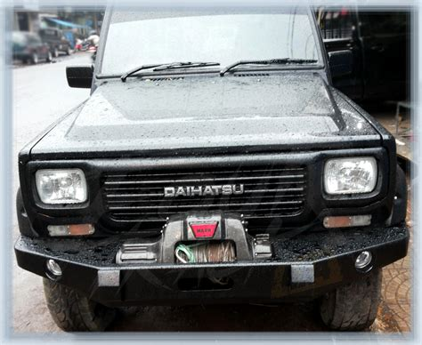 daihatsu feroza custom taftbumper28031405