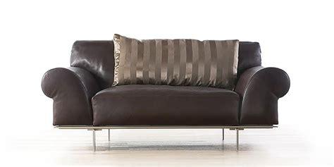 italian leather sofa nelson by calia maddalena