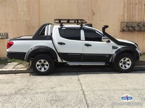 mitsubishi strada 2008 mitsubishi strada manual 2008 for sale carsinphilippines