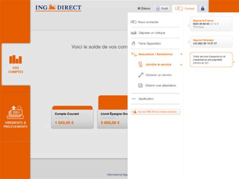 Plafond Virement Ing Direct by Avis Ing Direct 160 Offerts Pour Toute Ouverture De Compte