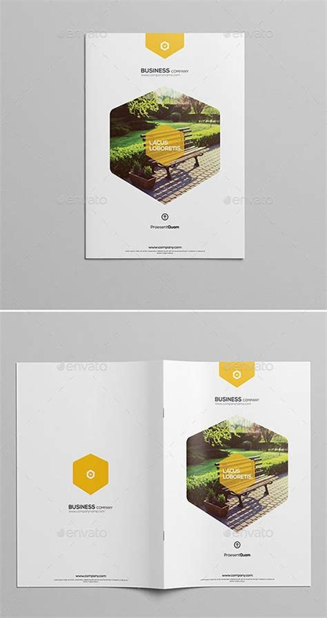 30 Awesome Psd Brochure Design Templates Awesome Brochure Templates