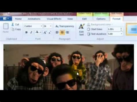 tutorial como usar windows live movie maker youtube como usar el windows live movie maker youtube