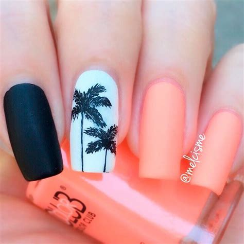Cool Nail Designs by 35 Cool Tropical Nails Designs For Summer Summer