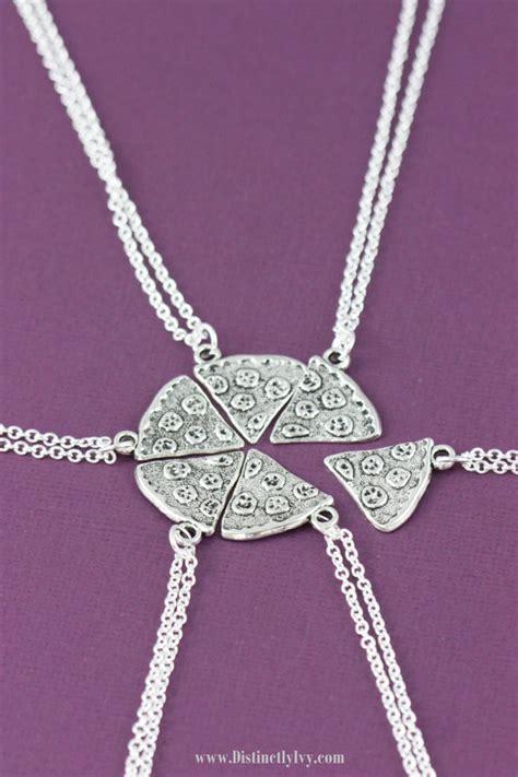 friendship necklace best friends necklace best by