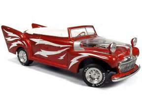 White Grease Lighting Car Greased Lightning From Grease Diecast Model Legacy Motors