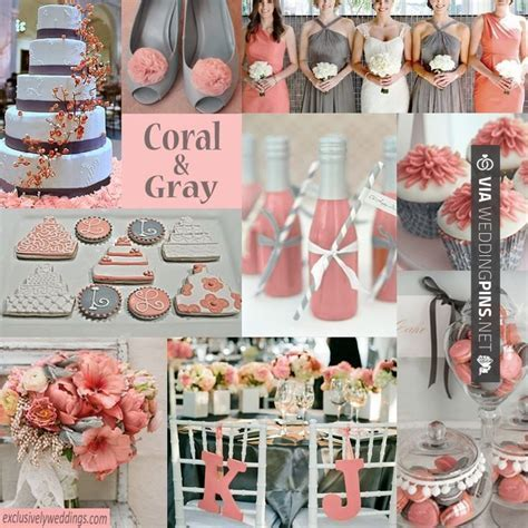 36 best images about Wedding Colour Schemes 2017 on