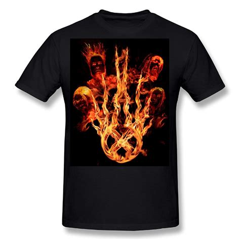x design t shirt flesiciate1 men static x fire image creative design t