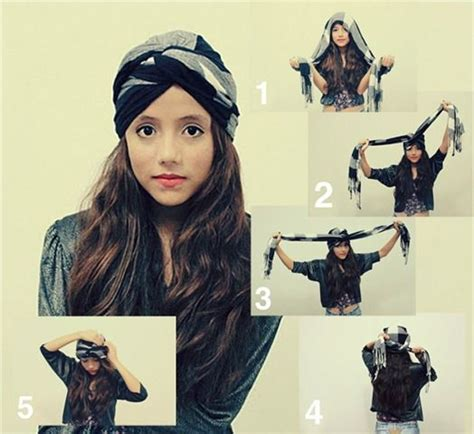 turban tutorial front side twist turban tutorial wrap pinterest twists tutorials and