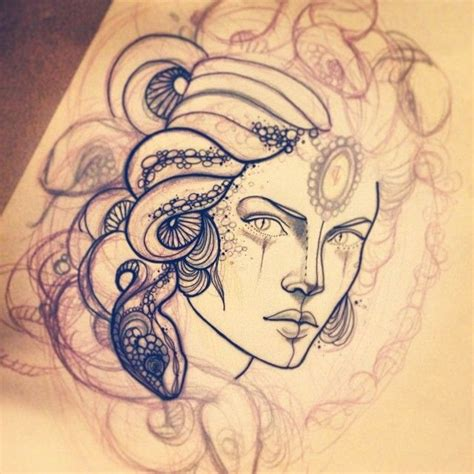 medusa tattoo designs medusa design real photo pictures images and