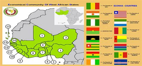 Mba West South Africa by Ecowas Professional Internship Programme 2014