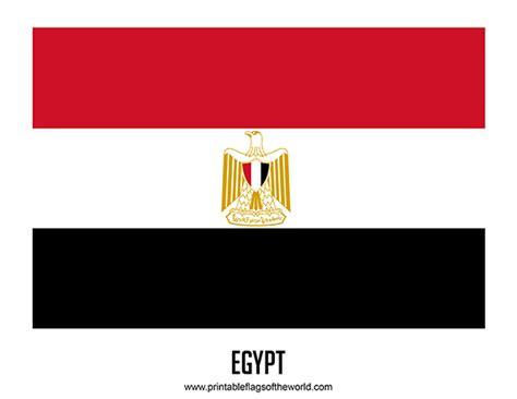 flags of the world egypt egypt flag clipart best