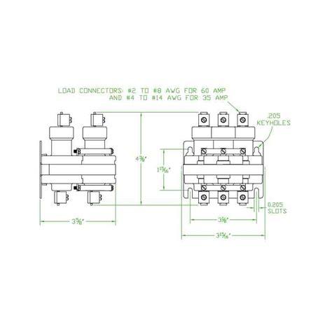 mercury contactor wiring diagram wiring diagram ideas