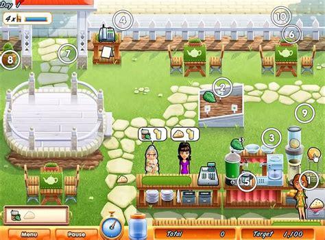 Emily S Tea Garden delicious emily s tea garden walkthrough gamehouse