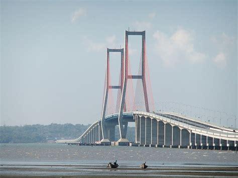 gambar desain jembatan besta s blog sistem konstruksi jembatan suramadu