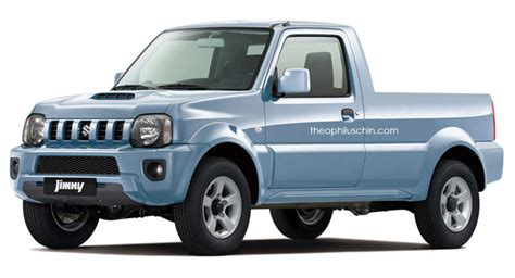 suzuki truck sure we ll take this suzuki jimny rendering