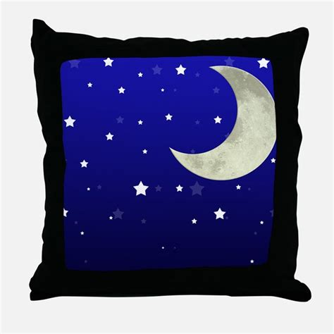 Moon Pillow - moon and pillows moon and throw pillows