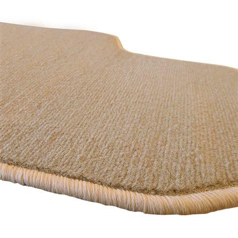 tappeti x auto tappeti in moquette beige su misura per ogni vettura