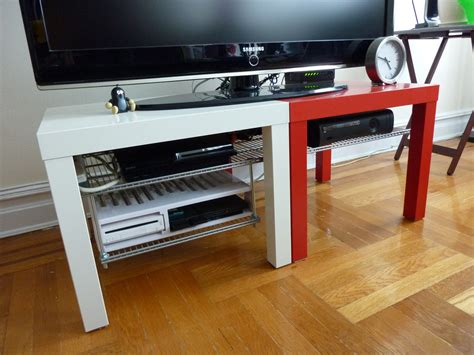 Ikea Corner Bench Hack by Ikea Hack Lack Tv Stand Read About My Ikea Hack On My