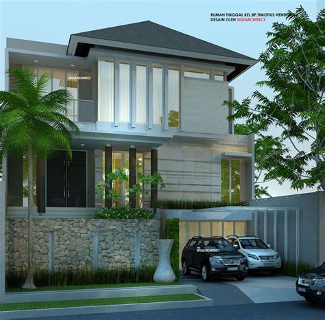 desain rumah inspiration desain rumah 3 lantai minimalis tropis 2 jpg jpeg image