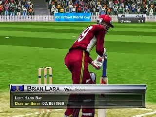 brian lara cricket game full version for pc free download brian lara cricket 2007 free download full version pc game