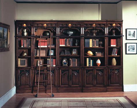 lighting for top of bookcases 15 ideas of library bookcase lighting