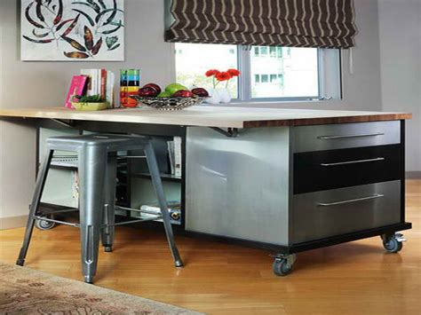 mobile kitchen island home design ideas the best portable kitchen island with seating home design