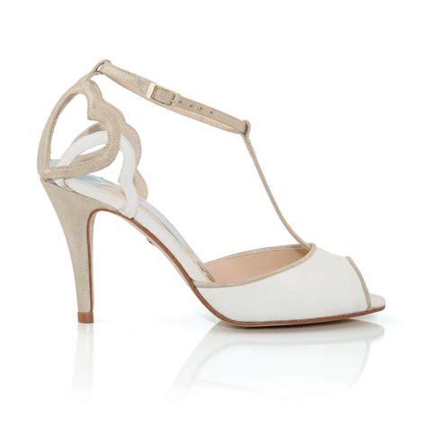 Wedding Shoes Uk Designer by Hearts Designer Bridal Footwear From Mills