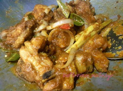 resepi ayam masak thai simple   bellarina natasya