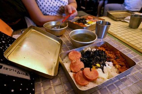 yummy doshirak nasi kocok khas korea  populer
