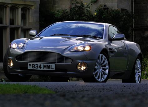 2005 Aston Martin Vanquish by 2005 Aston Martin Vanquish Review Top Speed