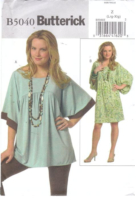 simple pattern top marks easy sewing pattern for womens plus size loose fitting