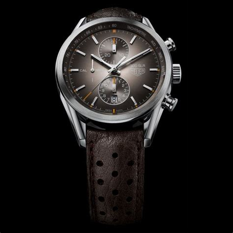 Tag Heuer Calisre S Laptimer Brg Leather tag heuer slr collection review watchalyzer