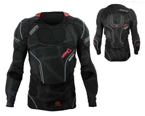 Product Review: Leatt 3DF Airfit Body Protector   Dual