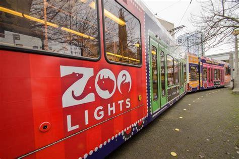 oregon zoo lights 2017 bright way to save zoo visitors urged to take max
