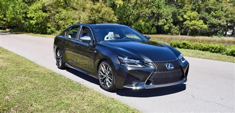 lexus gsf speed fleet intro 2016 lexus gs f first 70 photos in