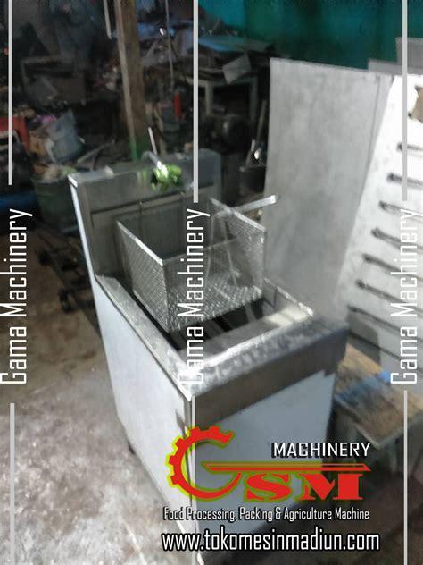 Jual Thermometer Fryer gas fryer thermometer analog otomatis toko mesin