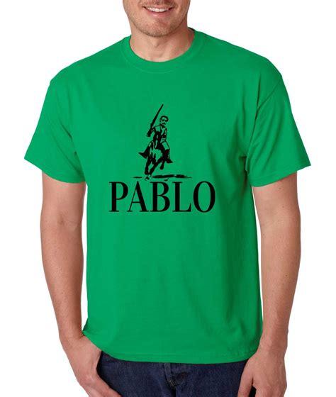 Tshirt Pablo Ione s t shirt pablo escobar el patron mexicanos cool t