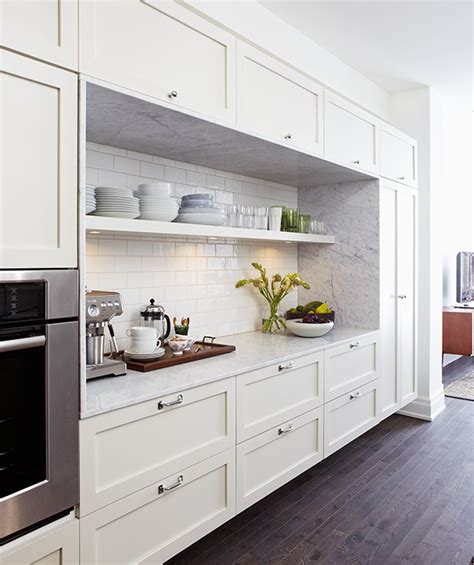 Open Lower Kitchen Cabinets by 30 Kitchens That To Bare All With Open Shelves