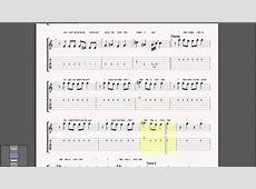 Skillet - Monster (Tab [GUITAR PRO TAB 6]) - YouTube Guitar Tabs Ultimate