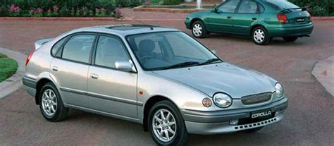 1992 1998 Toyota Corolla   Car reviews   The NRMA
