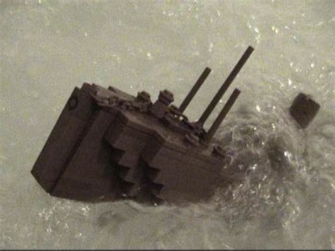 The Sinking World Mintie Das Novel raise the titanic includes a lego 174 creation by r