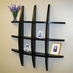 shelves for display ideas for decorating and empty wall