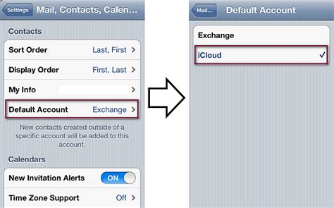 Exchange Calendar Not Syncing With Iphone Iphone Contacts Icloud Contacts Not Syncing