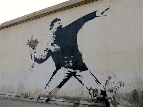 Ballerina Wall Mural 5 revelations that gave birth to the cult of banksy
