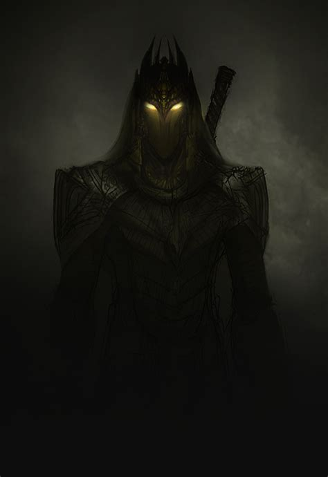 dungeon lord the wraith s haunt a litrpg series books wraith king by geistig on deviantart
