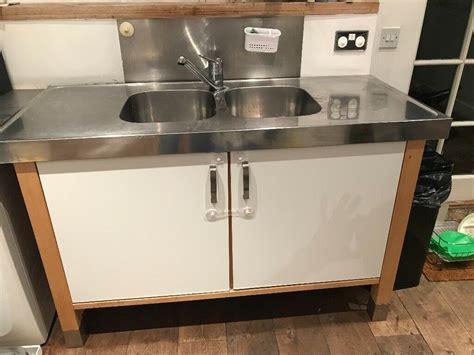 Ikea Sink Units by Ikea Varde Freestanding Kitchen Sink Unit In Wandsworth