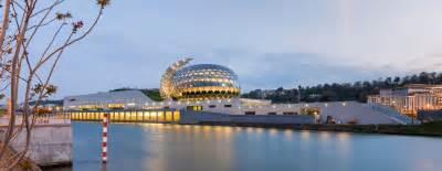 Design House Interiors by La Seine Musicale By Shigeru Ban And Jean De Gastines