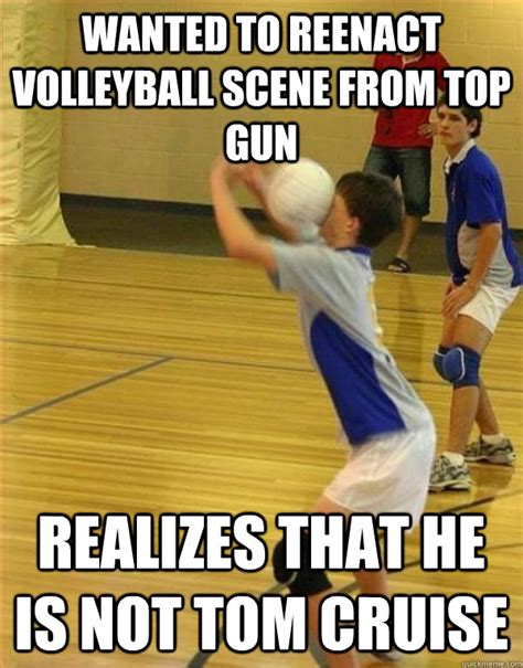 Funny Volleyball Memes - volleyball meme quickmeme picture memes