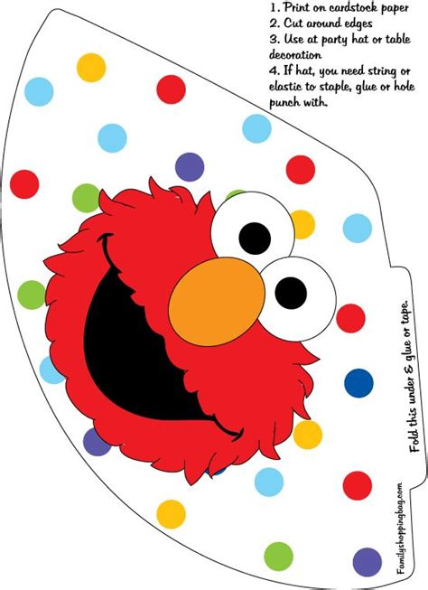 printable elmo party decorations 17 best images about elmo party on pinterest free