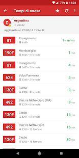 atac mobile orari probus roma autobus orari atac app su play